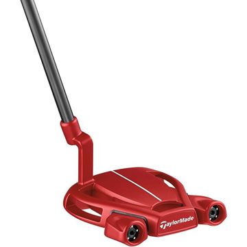 "Taylormade Spider Tour Red ""L"" SL Neck Putter"