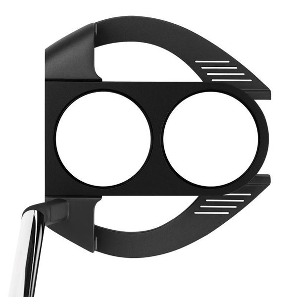 Odyssey Works 2.0 Black 2 Ball Fang S Putter