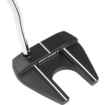Odyssey Works 2.0 Black Tank #7 CB Putter