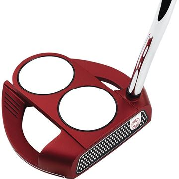 Odyssey O- Works Red 2.0 2 Ball Fang Putter
