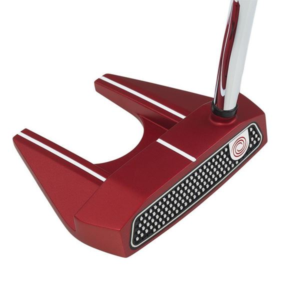 cheapest casual shoes best quality Odyssey Left Handed O- Works Red 2.0 #7 Tank CB Putter | Left ...