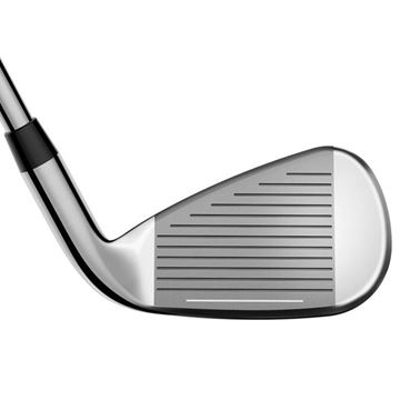 COBRA LEFT HANDED MAX GRAPHITE IRONS, golf irons