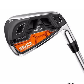 Cobra Left Handed Bio Cell + Irons, Golf Clubs Irons