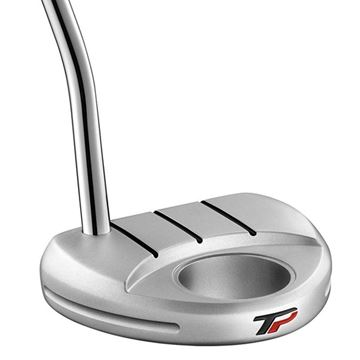 Taylormade Left Handed TP Collection Chaska, golf clubs putters