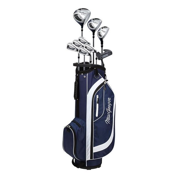 Mac Gregor Left Handed CG2000 Ladies Package Set , Golf Clubs Packages