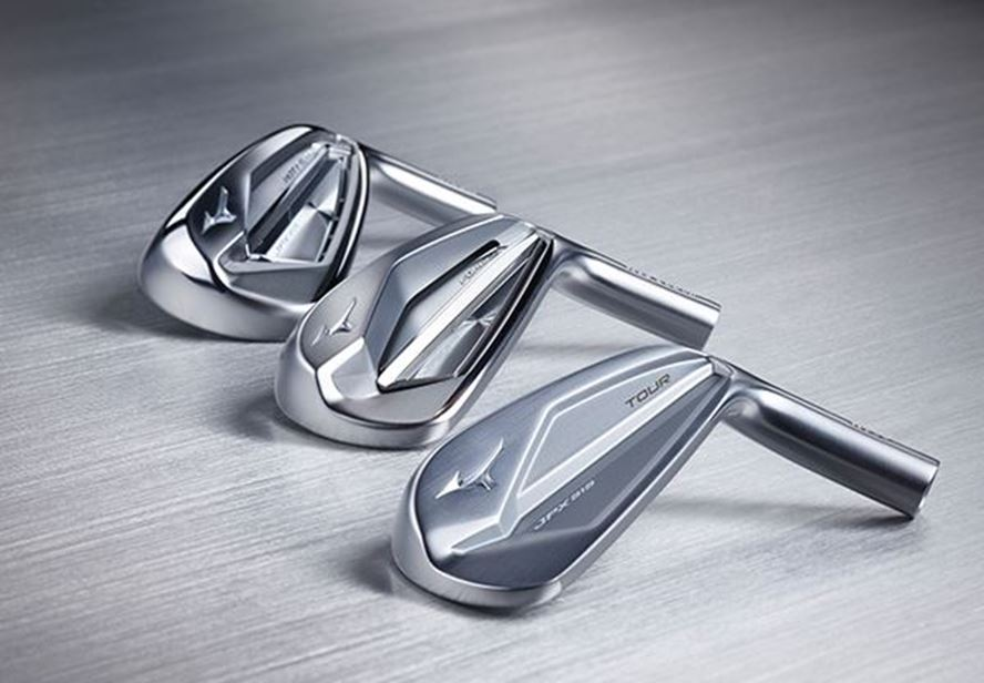 Mizuno Unveils Stunning New JPX919 Irons: Packed With Your Potential