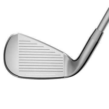 Cobra Left Handed King F7 Ladies Pink Irons