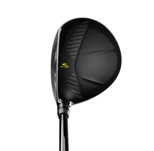 Picture of Cobra Left Handed King F9 Fairway Yellow/Black