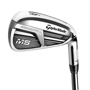 Taylormade M5 Steel Irons, golf clubs irons