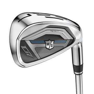 Wilson D7 Steel Irons, golf clubs irons