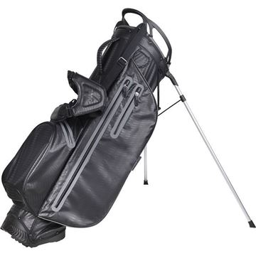 Ouul Left Handed Python Waterproof Golf Stand Bag