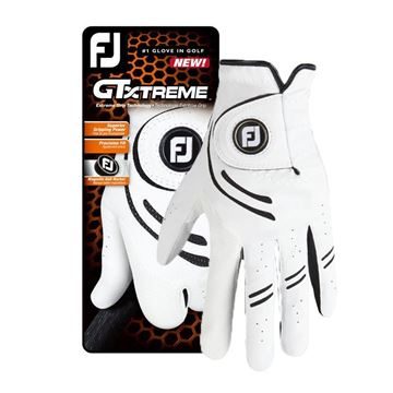 FootJoy GTXtreme Gloves White For the Right Handed Golfer