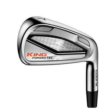 Cobra Left Handed King Forged Tec Irons