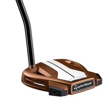 Taylormade Spider X Copper Single Bend Putter, golf clubs putters