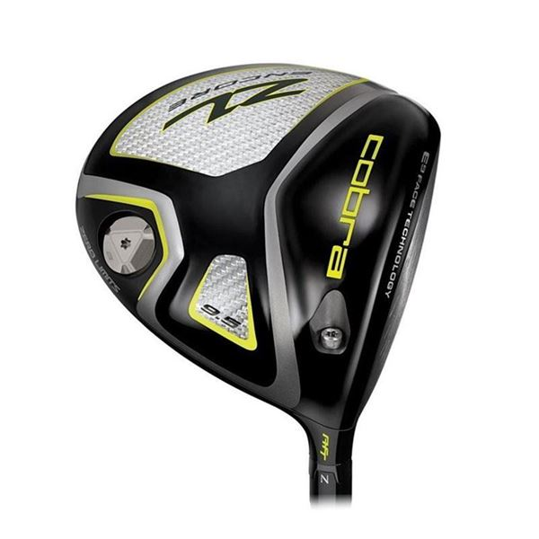 f0e3474a1031 Cobra Left Handed ZL Encore Black Driver