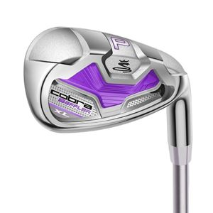COBRA LEFT HANDED LADIES BAFFLER XL IRONS, golf irons