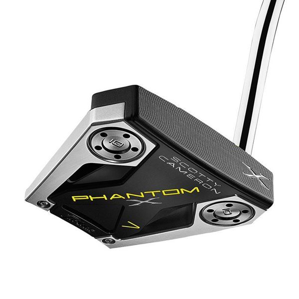many styles the best attitude pretty nice Scotty Cameron Left Handed Phantom X 7 Putter | Left Handed Golf