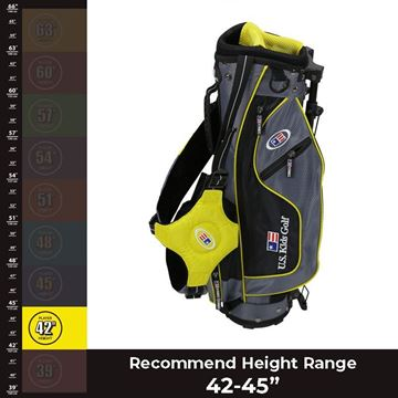 "US KIDS 42"" Ultralight - Carry Bag, Golf Bags Junior"