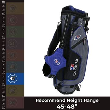 "US KIDS 45"" Ultralight - Carry Bag, golf bags junior"