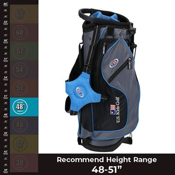"US KIDS 48"" Ultralight - Carry Bag, golf bags junior"
