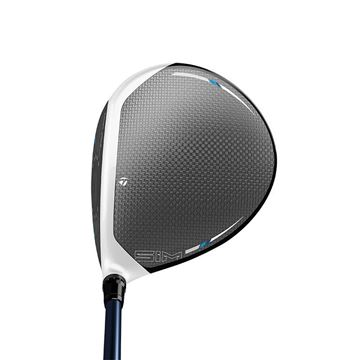 Taylormade Left Handed SIM Max Driver, Golf Clubs Drivers