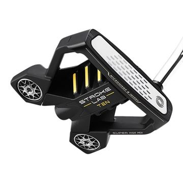 Odyssey Left Handed Stroke Lab Black Ten Putter