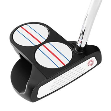 Odyssey Left Handed Triple Track  2-Ball Putter