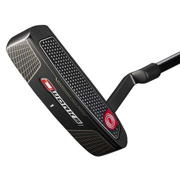 Left Handed Odyssey O-Works 17 Black #1 Putter