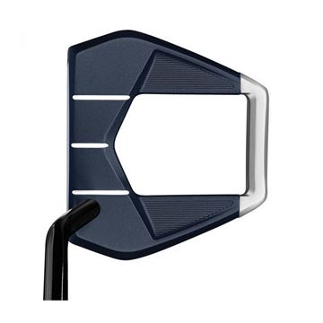 Taylormade Left Handed Spider S Navy Single Bend Putter