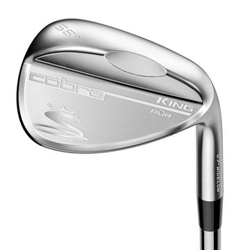 Cobra Left Handed King Raw Wedge, Golf Clubs