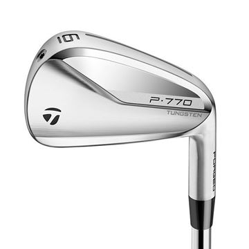 Taylormade Left Handed P770 Irons, Golf Clubs Irons