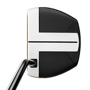 Taylormade Spider FCG 'S Bend' Neck Chalk, Men's Golf Putter