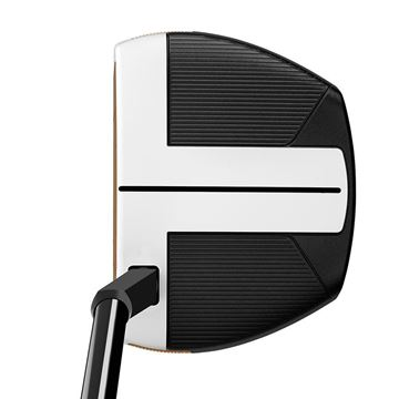 Taylormade Spider FCG Slant Neck Chalk, Men's Golf Putter