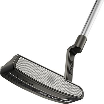 Ping Left Handed Sigma G Anser Black Nickel Putter, Golf Clubs Putters