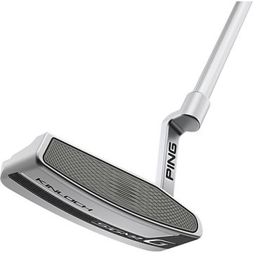Ping Left Handed Sigma G Kinloch Platinum Putter, Golf Clubs Putters