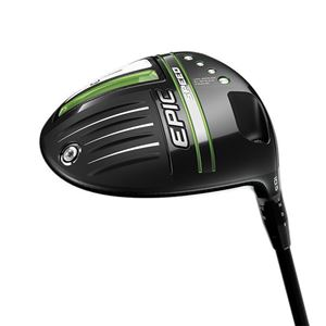 Callaway Left Handed Ladies EPIC 21 Speed Driver, Golf Clubs Drivers